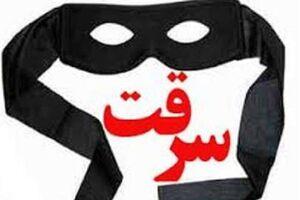 پلیس نان «دزدان شب کار» را آجرکرد! +عکس
