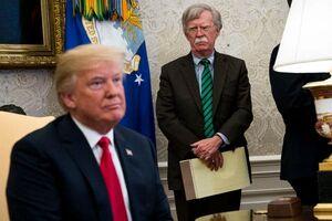 بولتون آماده شهادت علیه ترامپ میشود