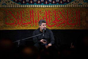 صوت/ شب پنجم محرم با نوای حاج محمدرضا طاهری