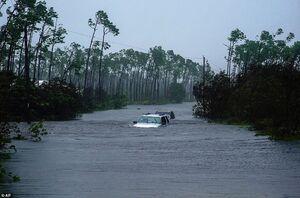 تصاویر جدید از خسارت طوفان سهمگین در باهاما