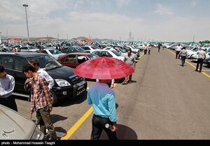 قیمت خودرو امروز ۱۳۹۸/۰۶/۱۳|مشتری در بازار نیست