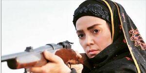 «بانوی سردار» اقتدار زن ایرانی را به رخ کشید