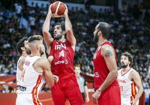 شانس المپیکیشدن بسکتبالیستها هنوز وجود دارد