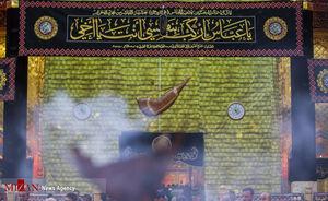 فیلم/ حال و هوای کربلا در روز جهانی شیرخوارگان حسینی