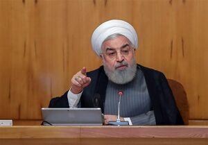 روحانی: بمباران مردم یمن باید خاتمه پیدا کند
