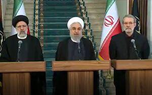 فیلم/ روحانی: مهلت ۶۰ روزه دیگری پیش روی اروپاست