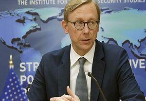 هوک: نباید اجازه دهیم ایران ثروتمند شود