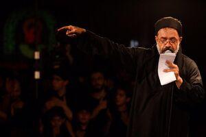 صوت/ شب پنجم محرم با نوای حاج محمود کریمی