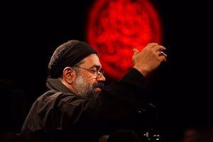 فیلم/ نوحه حماسی حاج محمود کریمی به زبان عربی