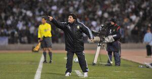 احتمال مربیگری مارادونا در آرژانتین