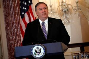 پمپئو توافق صلح با طالبان را امضاء نمیکند