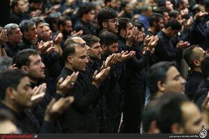 عکس/ شب پنجم محرم؛ مسجد ارک تهران