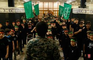 صوت/ اشعار مطیعی برای نوجوانان انقلابی