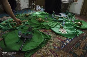 عکس/ مراسم « علم شویان » پیر علم کلوده