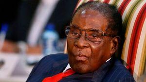 رابرت موگابه رئیسجمهور سابق زیمبابوه درگذشت