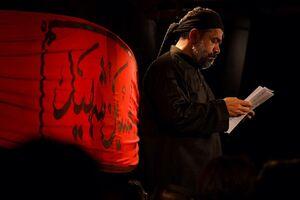 صوت/ شب ششم محرم با نوای حاج محمود کریمی