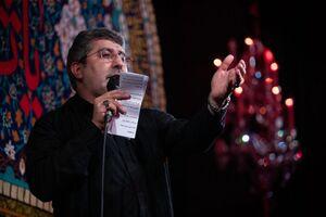 صوت/ شب ششم محرم با نوای حاج محمدرضا طاهری