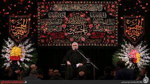 عکس/ شب ششم محرم؛ مسجد ارک تهران