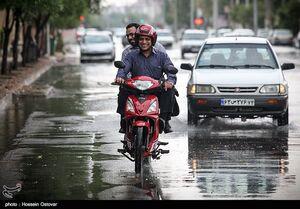 پیشبینی ۶ روز بارانی در استانهای شمالی/کاهش ۱۰ درجهای دما