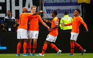 شکست پرگل خانگی آلمان مقابل هلند/ برد کرواسی و بلژیک