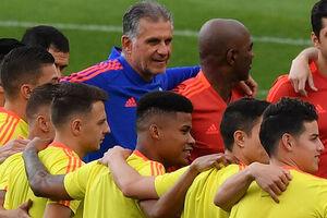دومین پیروزی متوالی کیروش با کلمبیا