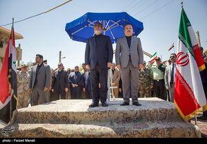 عکس/ بازگشایی مرز خسروی برای زوار حسینی