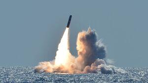 موشک آمریکا