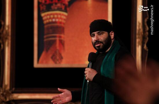 فیلم/ نوحه خوانی میرداماد درباره شهید سلیمانی