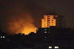 نوار غزه