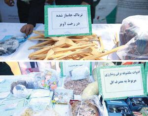 شگردهای عجیب قاچاق تریاک از ایران به کانادا