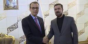 مدیرکل موقت آژانس به تهران آمد