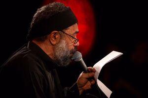 محمود کریمی رایه العباس چیذر شب هشتم