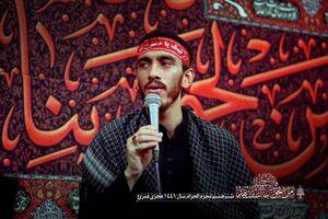 فیلم/ مداحی آذری شهادت امام سجاد(ع) با نوای مهدی رسولی