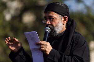 صوت/ چهار پایهخوانی ظهر عاشورا با نوای حاج محمود کریمی