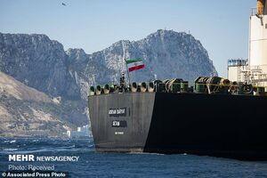 پرچم ایران قویترین اسکورت جهان