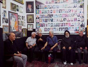 فیلم/ هیئت داش مشتیهای جنوب تهران