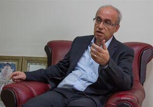همایون سامه یح رئیس انجمن کلیمیان تهران