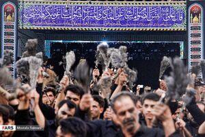 عکس/ عزاداران تاسوعای حسینی در سراسر کشور
