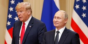 روسیه پوتین آمریکا ترامپ