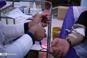 سلطان اهدای خون ایران را بشناسید +عکس