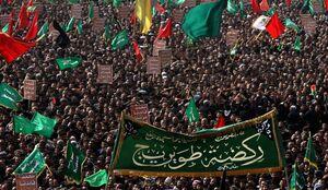 فیلم/ هروله عزاداران حسینی در کربلای معلی
