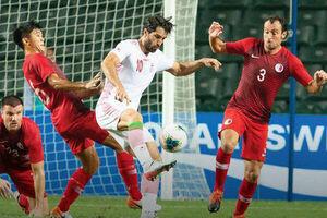 تیم ملی نباید مقابل بحرین و عراق اینگونه بازی کند