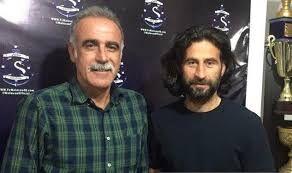 پژمان نوری و محمد احمدزاده