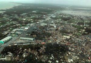 قربانیان طوفان دوریان به ۵۰ نفر رسیدند
