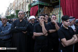 عاشورای حسینی در کربلای معلی