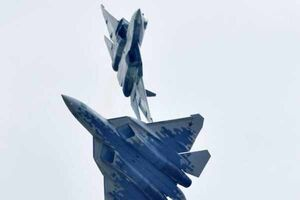 درگیری جنگنده های روسی و اسرائیلی در آسمان سوریه