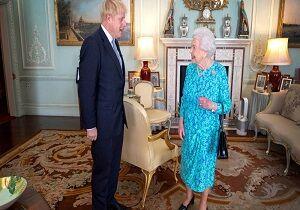 جانسون: ملکه را برای تعلیق پارلمان فریب ندادم