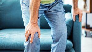 بیماری نمایه  زانو درد