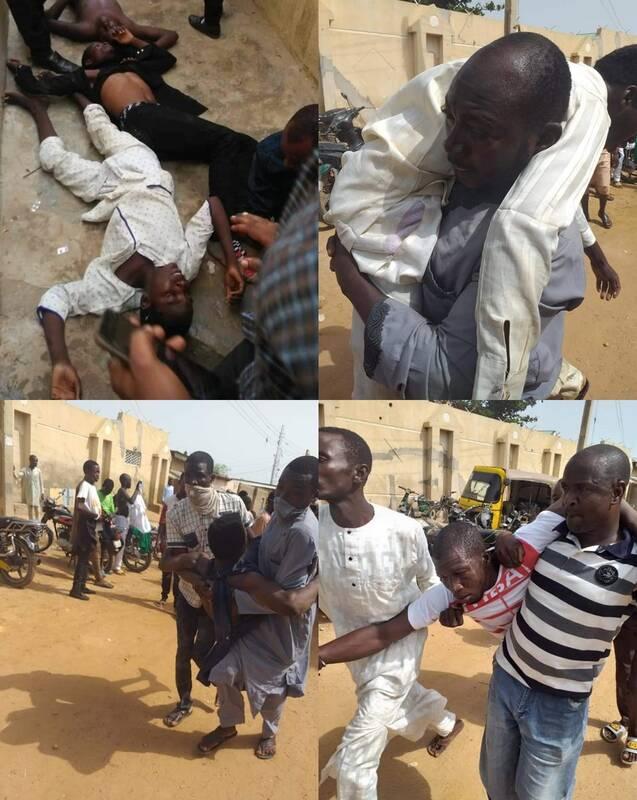یورش پلیس نیجریه به عزاداری عاشورا سبب شهادت ۱۵ نفر شد/ احتمال افزایش آمار به دلیل وخامت حال مجروحان وجود دارد