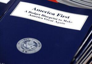 کسری بودجه آمریکا